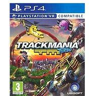 Trackmania Turbo - PS4 - Hra na konzoli