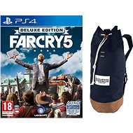 Far Cry 5 Deluxe Edition + Originální Batoh - PS4 - Hra pro konzoli