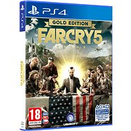 Far Cry 5 Gold Edition - PS4 - Hra pro konzoli