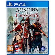 Assassins Creed Chronicles CZ - PS4 - Hra pro konzoli