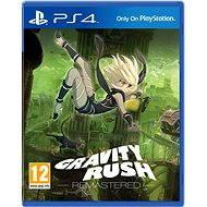 Gravity Rush Remastered - PS4 - Hra pro konzoli