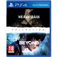 Heavy Rain & Beyond Two Souls Collection - PS4 - Hra pro konzoli