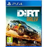 Dirt Rally - PS4 - Hra pro konzoli