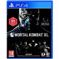 Mortal Kombat XL - PS4 - Hra pro konzoli