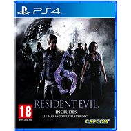 Resident Evil 6 HD - PS4 - Console Game