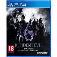 Resident Evil 6 HD - PS4 - Hra pro konzoli