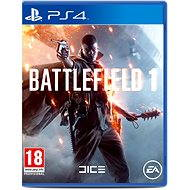 PS4 - Battlefield 1 - Console Game