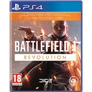 Battlefield 1 Revolution - PS4 - Hra na konzoli