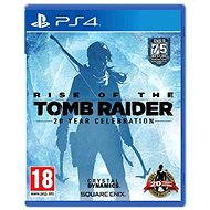 Rise of The Tomb Raider 20th Celebration Edition - PS4 - Hra pro konzoli