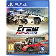 The Crew Ultimate Edition - PS4  - Hra na konzoli