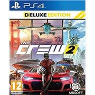 The Crew 2 Deluxe Edition - PS4 - Hra pro konzoli