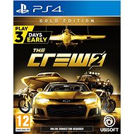 The Crew 2 Gold Edition - PS4 - Hra pro konzoli