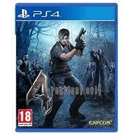 Resident Evil 4 - PS4 - Hra pro konzoli