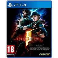 Resident Evil 5 - PS4 - Hra pro konzoli