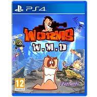 Worms W.M.D. All Stars - PS4 - Hra na konzoli