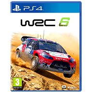 WRC 6: FIA World Rally Championship - PS4 - Hra pro konzoli