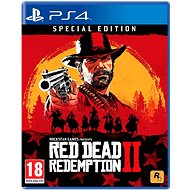 Red Dead Redemption 2 - Special Edition - PS4 - Hra pro konzoli