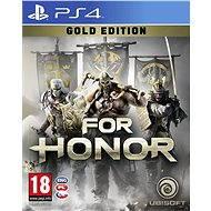 For Honor Gold edice - PS4 - Hra pro konzoli