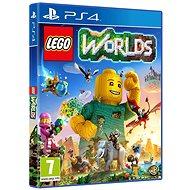 LEGO Worlds - PS4 - Hra pro konzoli