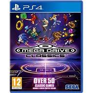 Sega Mega Drive Classics - PS4 - Hra pro konzoli