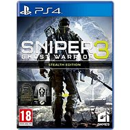 Sniper: Ghost Warrior 3 Stealth Edition - PS4 - Hra pro konzoli