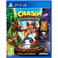 Crash Bandicoot N Sane Trilogy - PS4 - Hra na konzoli
