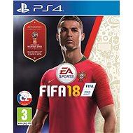 FIFA 18 - PS4 - Hra pro konzoli