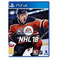 NHL 18 - PS4 - Hra pro konzoli