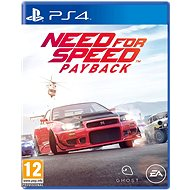 Need for Speed Payback - PS4 - Hra pro konzoli