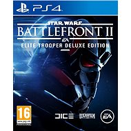 Star Wars Battlefront II: Elite Trooper Deluxe Edition - PS4 - Hra pro konzoli