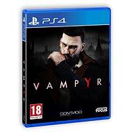 Vampyr - PS4 - Hra pro konzoli