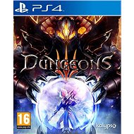 Dungeons 3 Extremely Evil Edition - PS4 - Hra pro konzoli