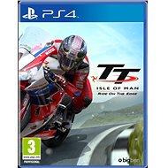 TT Isle Of Man: Ride on the Edge - PS4 - Hra pro konzoli