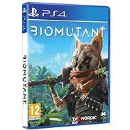 Biomutant - PS4 - Hra pro konzoli