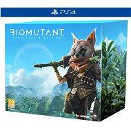 Biomutant Collector's Edition - PS4 - Hra pro konzoli