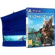 Biomutant - Ručníková Edice - PS4 - Hra na konzoli