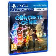 Concrete Genie - PS4 - Hra pro konzoli