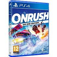 Onrush - PS4 - Hra pro konzoli