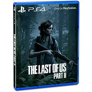 The Last of Us Part II Standard Plus Edition - PS4 - Hra pro konzoli