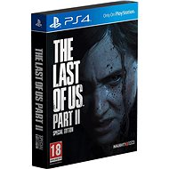 The Last of Us Part II Special Edition - PS4 - Hra pro konzoli