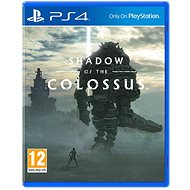 Shadow of the Colossus - PS4 - Hra pro konzoli