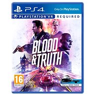 Blood and Truth - PS4 VR - Hra pro konzoli