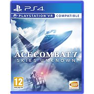Ace Combat 7: Skies Unknown - PS4 - Hra na konzoli
