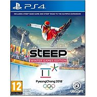 Steep Winter Games Edition - PS4 - Hra na konzoli