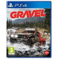 Gravel - PS4 - Hra pro konzoli