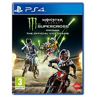Monster Energy Supercross - PS4 - Hra pro konzoli