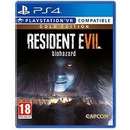 Resident Evil 7: Biohazard Gold Edition - PS4 - Hra pro konzoli