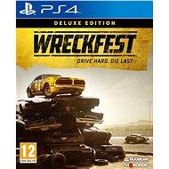 Wreckfest Deluxe Edition - PS4