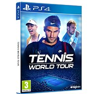 Tennis World Tour - PS4 - Hra pro konzoli