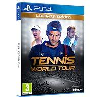 Tennis World Tour - Legendární edice - PS4